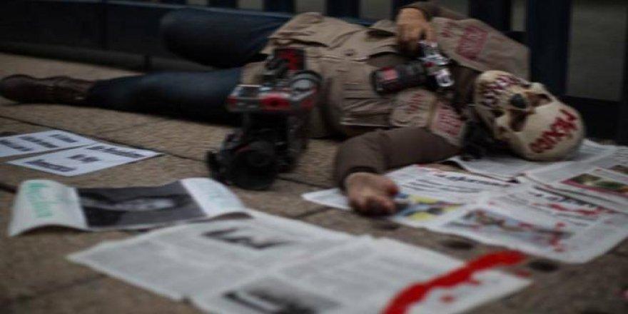 Bu yıl dünyada en fazla gazeteci cinayeti Meksika'da işlendi