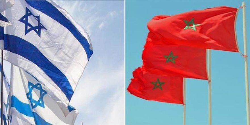 Siyonist İsrailli heyet Fas'a gitti