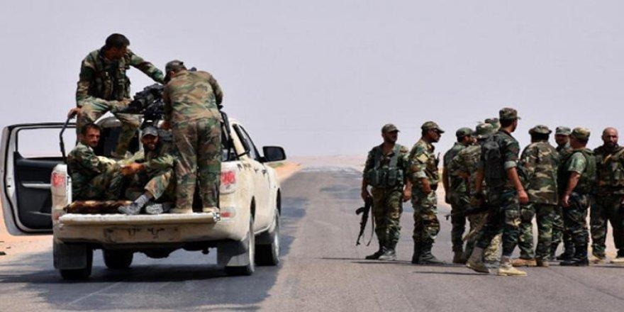 Suriye'de İran destekli gruplara saldırı: 8 ölü