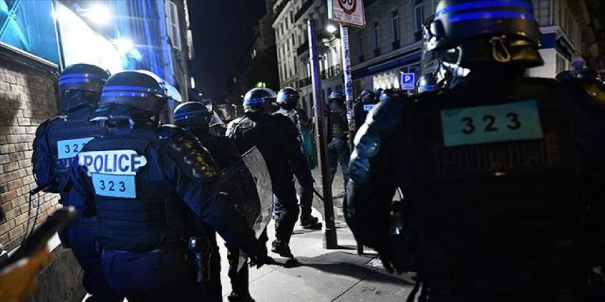 Fransız polisine 'drone' yasağı getirildi