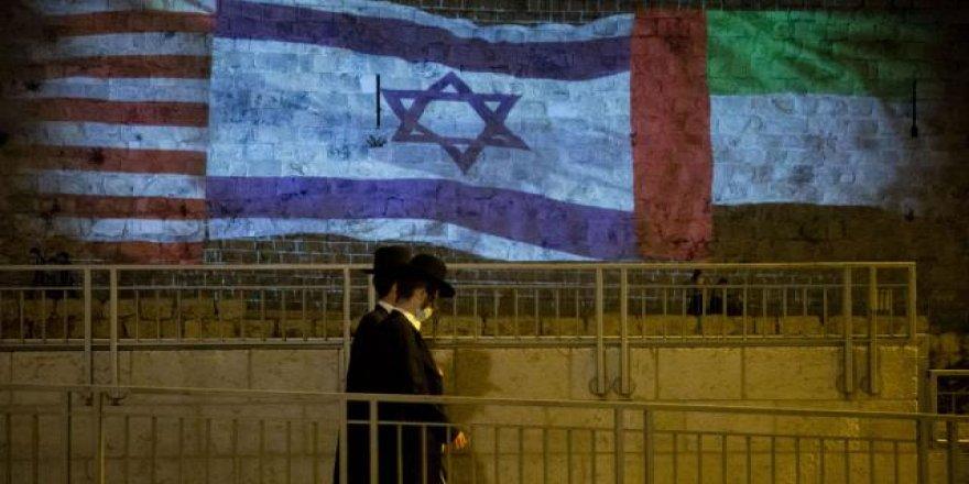 Siyonist İsrail'in BAE Büyükelçiliği açıldı