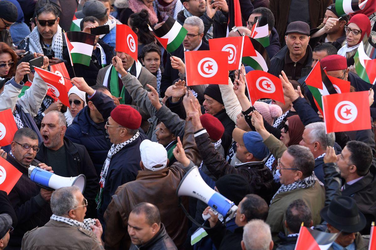 Tunus: 'İsrail ile ilişkileri normalleştirmeyi reddediyoruz'