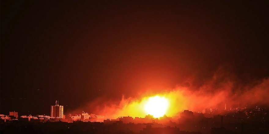 Mısır ve İsrail arasındaki doğal gaz boru hattına bombalı saldırı