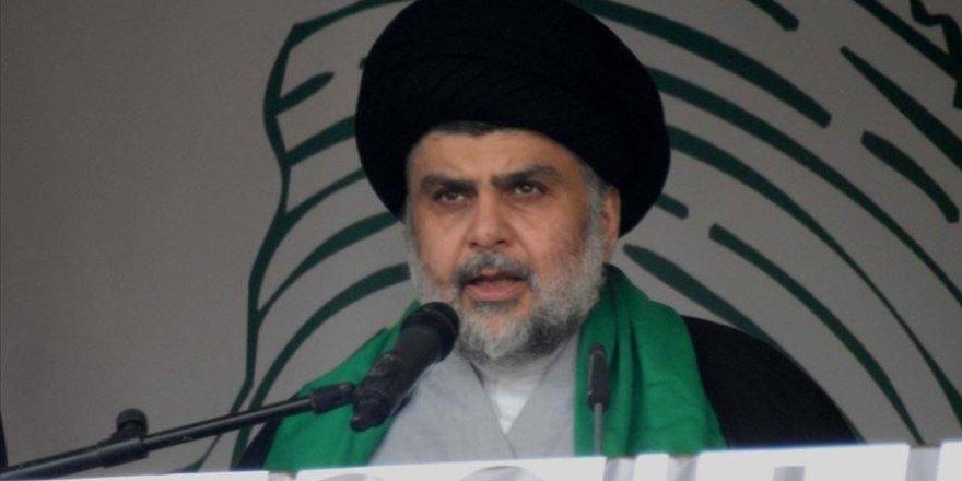 Sadr'dan ABD ve İran'a: Irak'ı çatışma alanı yapmaktan vazgeçin!