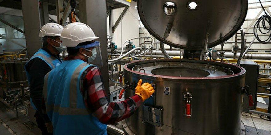 Türkiye'nin yerli otomobilin bataryasında da kullanılacak ilk lityum üretim tesisi açıldı