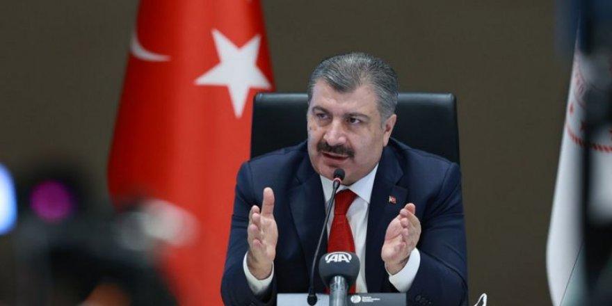 Sağlık Bakanı Koca'dan mutasyona uğramış korona açıklaması