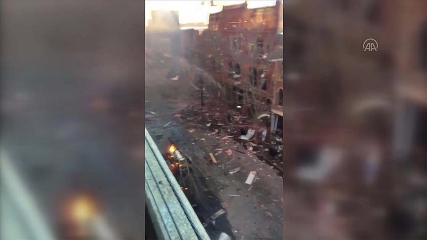 ABD'deki patlamanın sorumlusunun intihar bombacısı olduğu ortaya çıktı