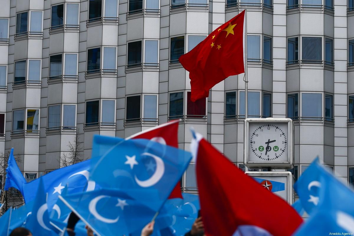 """Çin zulmünü dillendirenler; """"Çin'in içişlerine müdahale ediyor!"""""""