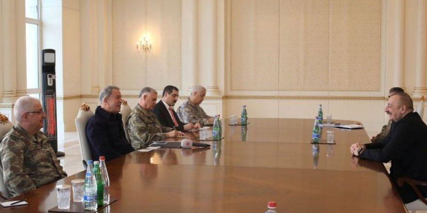 Aliyev: Azerbaycan'ı Nahçıvan ve Türkiye'ye bağlayacak demiryolu inşasına başlanıyor