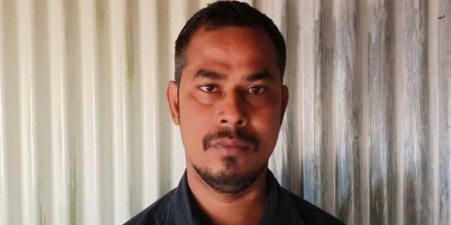 Bangladeş 'Ölüm Adası'na gönderilen sığınmacıları görüntüleyen Arakanlı foto muhabirini tutukladı