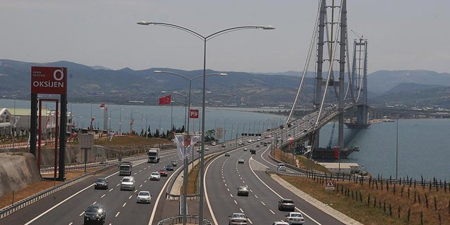 Köprü ve otoyollara yüzde 25 kur farkı zammı