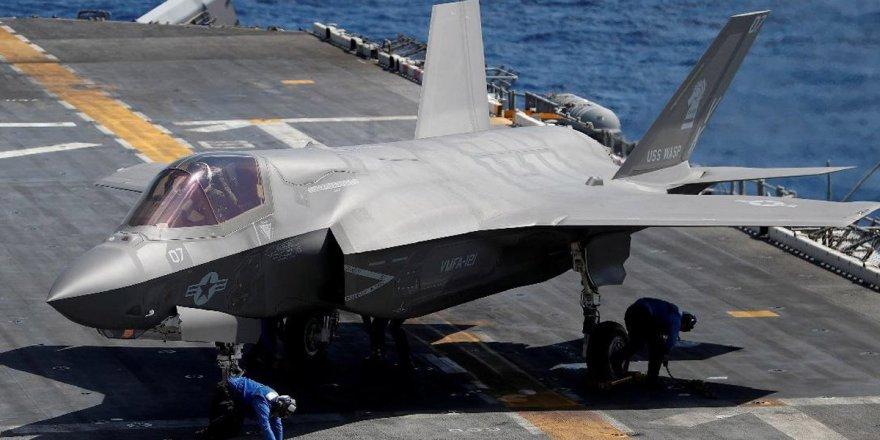 Pentagon'dan F-35 kararı: Tam kapasite seri üretim askıya alındı