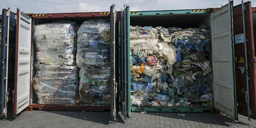 Karışık atık plastiklerin ithalatı yasaklandı