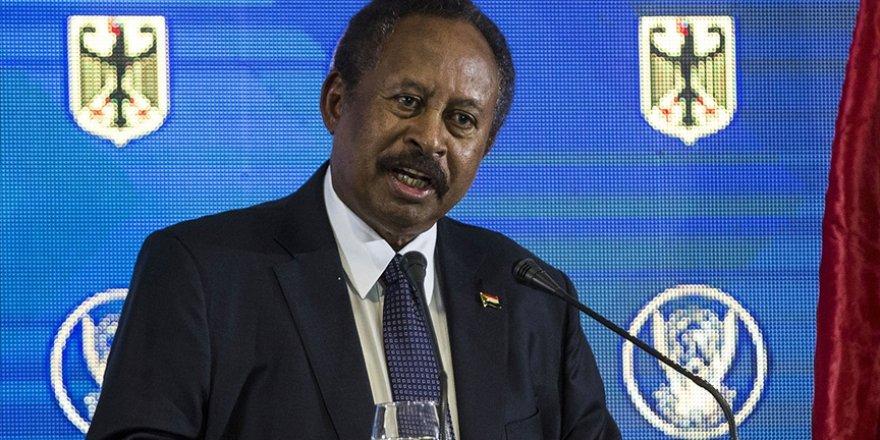 Sudan Başbakanı Hamduk parlamentonun çok kısa sürede kurulacağını duyurdu
