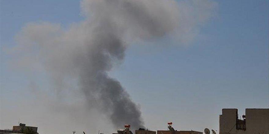 Haseke'de Şebbihaların attığı el bombasının patlaması sonucu 1 sivil öldü
