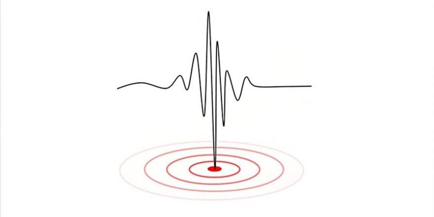 Elazığ'da 4,2 büyüklüğünde deprem oldu