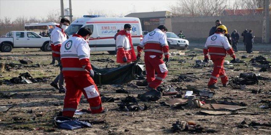 İran düşürdüğü Ukrayna yolcu uçağında ölenlerden 127'sini 'şehit' saydı