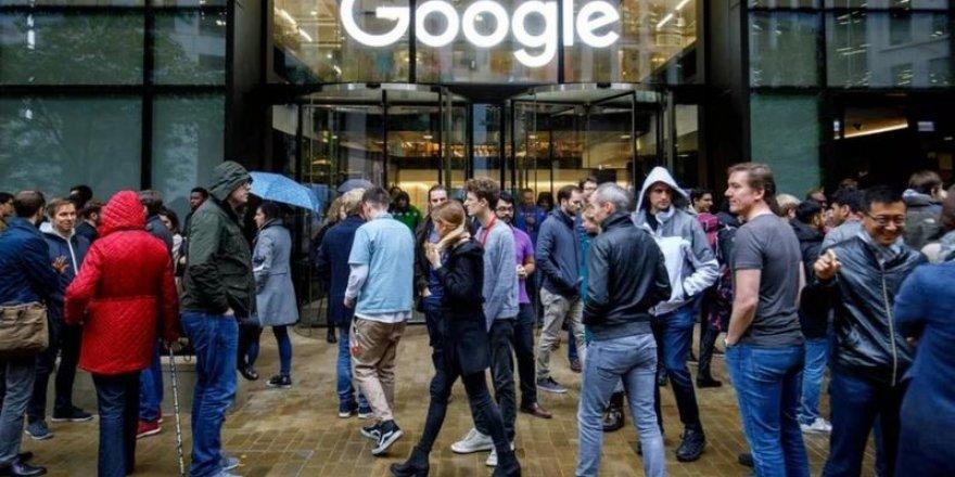 Google çalışanları sendika kurdu