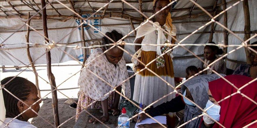 Etiyopya'daki çatışmalar nedeniyle Sudan'a sığınanların sayısı 62 bini aştı