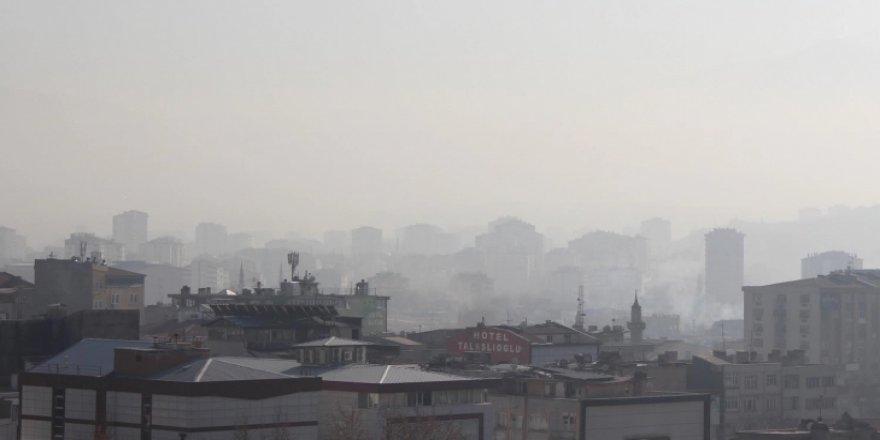 Kayseri'de hava kirliliğinin sebebi bulunmuş: Suriyeliler!