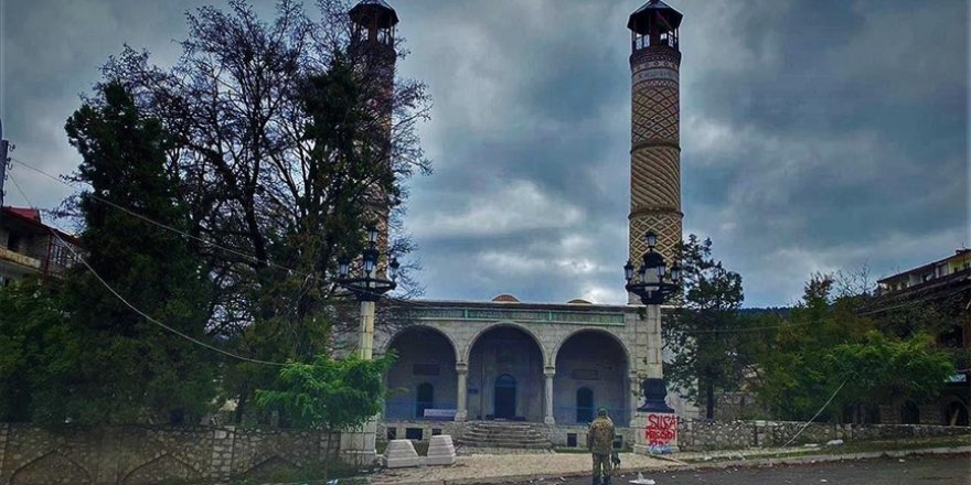 Şuşa Azerbaycan'ın 'kültür başkenti' ilan edildi