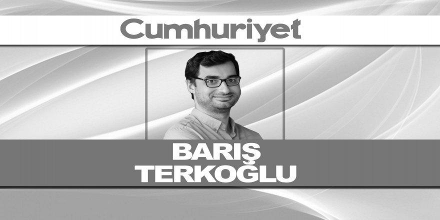 Barış Terkoğlu ve Cumhuriyet Gazetesi yalana doymuyor!