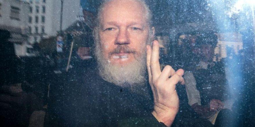 WikiLeaks'in kurucusu Assange'ın kefaletle serbest bırakılma başvurusu reddedildi
