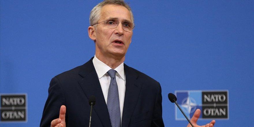 """NATO'dan """"ABD'deki görüntüler şoke edici"""" yorumu"""