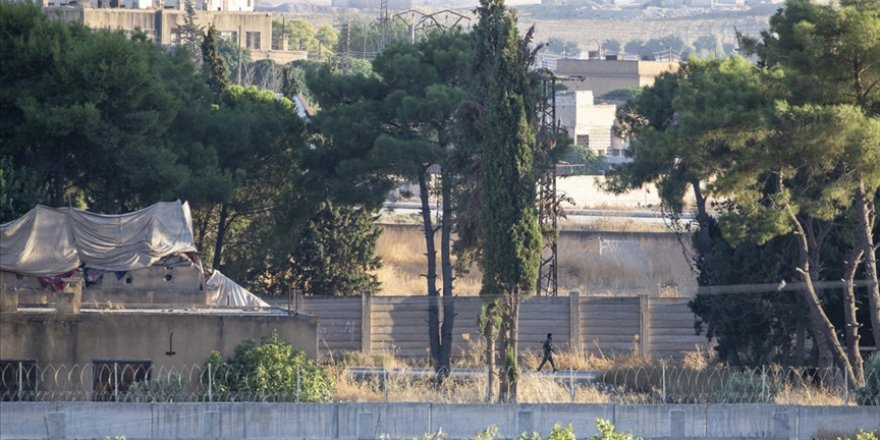 Kamışlı'da YPG ile Esed güçleri arasında gerilim