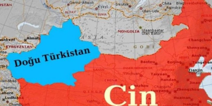 Çin, Doğu Türkistan'ı ileriye taşıyabilecek isimleri özellikle hedef alıyor