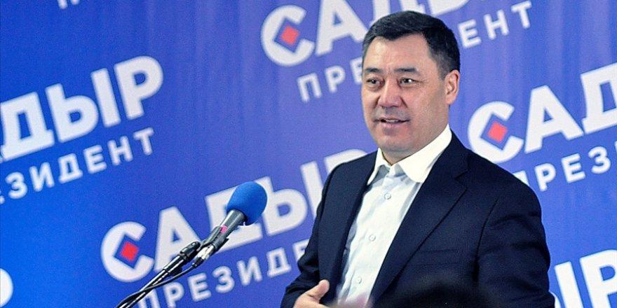 Kırgızistan'daki cumhurbaşkanlığı seçimini kazanan Caparov: Eski iktidarların hatalarını yapmayacağız