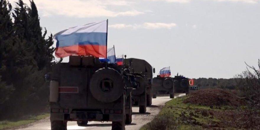 İşgalci Rus Özel Kuvvetlerinden İdlib'de sızma girişimi