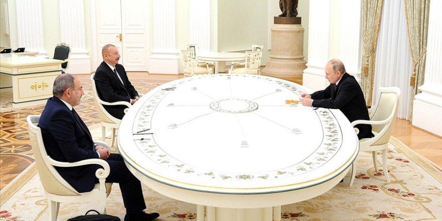 Rusya, Azerbaycan ve Ermenistan'dan ortak bildiri