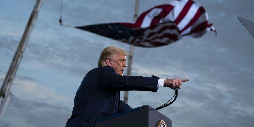 Narsist bir kişilik ve lider örneği olarak Donald Trump