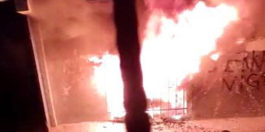 Esenler'deki yangında 2 çocuk hayatını kaybetti