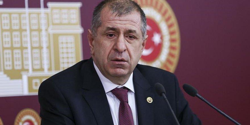 Mahkeme, muhacir düşmanı Ümit Özdağ'ın İYİ Parti'den ihracına ilişkin kararı iptal etti