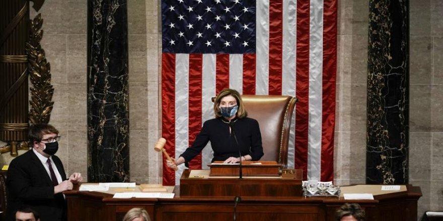ABD'de Trump'ın azli konusunda nihai karar için gözler Senato'da