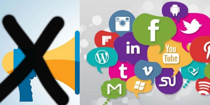 Sosyal medya diktatörlüklerinin dijital karartma günleri