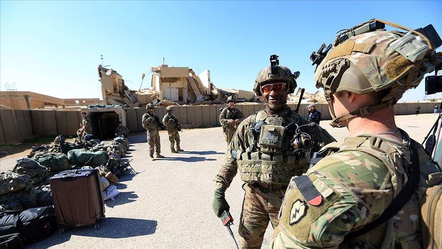ABD'nin Irak ve Afganistan'daki asker sayıları 2 bin 500'e indirildi