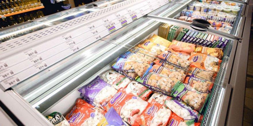 Dondurulmuş gıdalarda korona endişesi