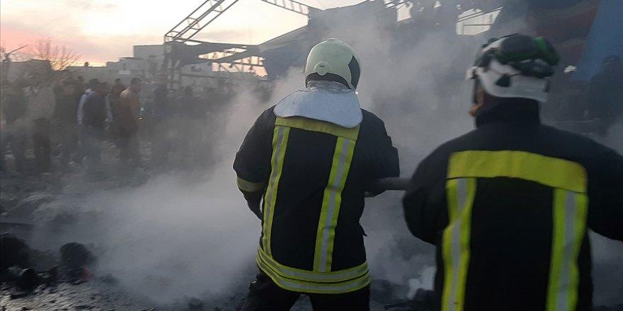 Azez'de bombalı saldırı: 1 ölü, 6 yaralı