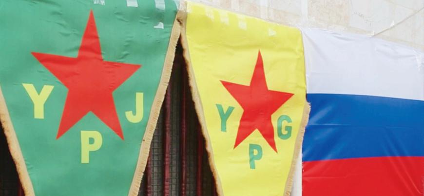 Rusya, Türkiye'ye karşı YPG kontrolündeki bölgeye sevkiyat yapıyor