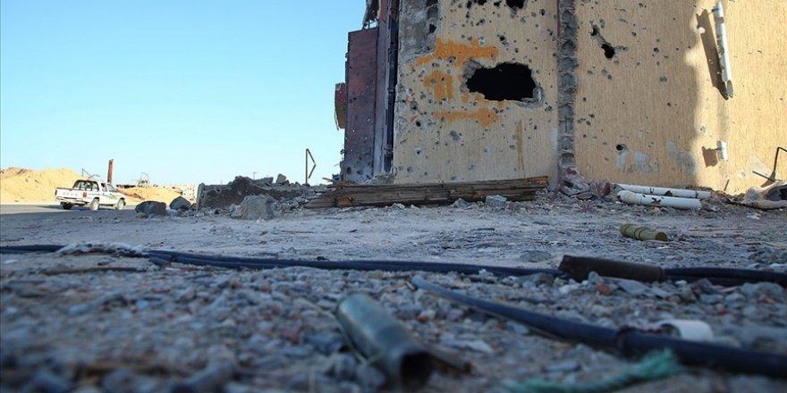 Darbeci Hafter'in ateşkes anlaşmasını uygulamaya niyeti yok