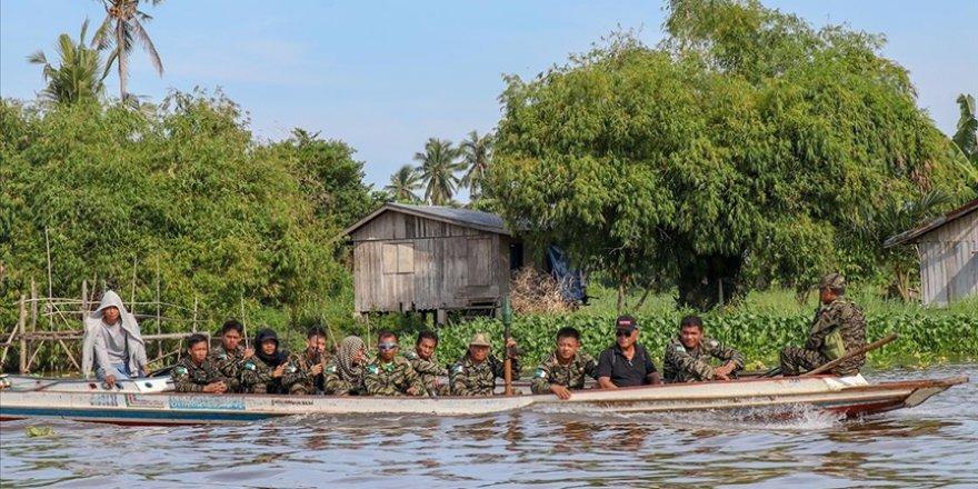 Bangsamoro'da 13 bin 500 Moro İslami Kurtuluş Cephesi üyesi silah bıraktı
