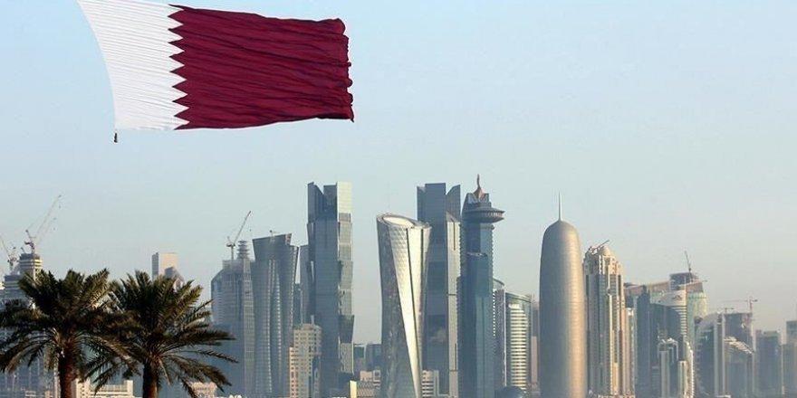 Katar'dan Gazze'ye 478 bin dolarlık destek