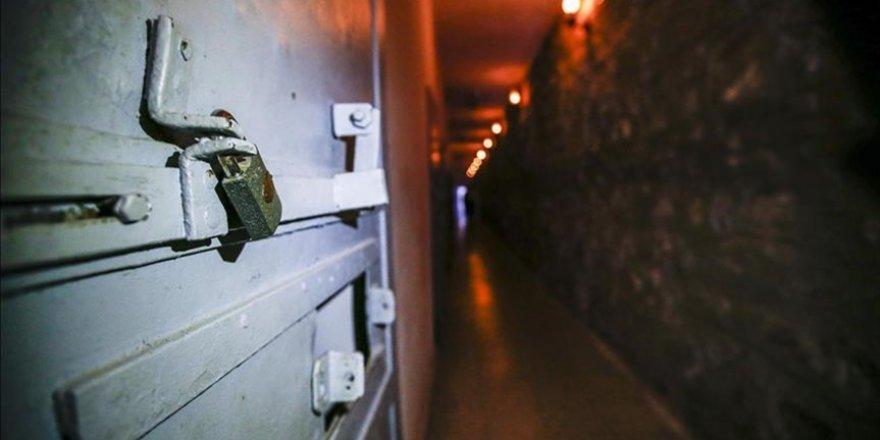 Siyonist İsrail hapishanelerinde Kovid-19'a yakalanan Filistinli tutuklu sayısı artmaya devam ediyor