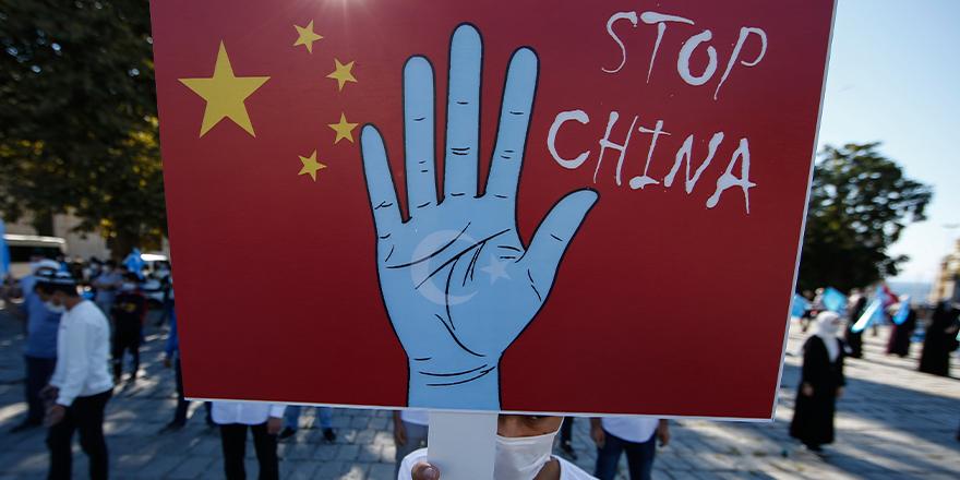 Dünya Çin'in soykırımını nihayet konuşmaya başladı!