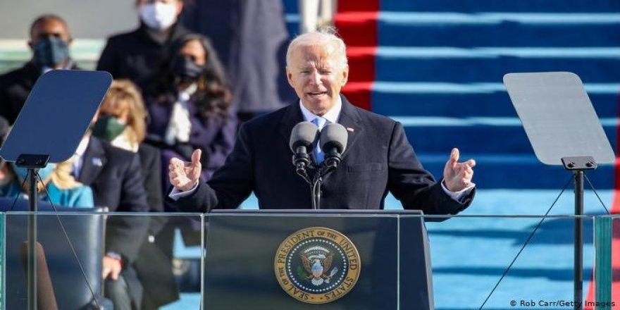 ABD'de Joe Biden dönemi resmen başladı