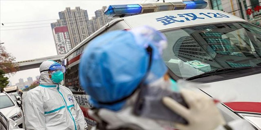Çin'de 2 hastane karantinaya alındı