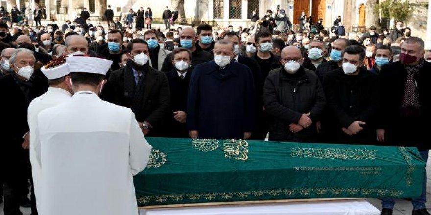 Yavuz Bahadıroğlu'nun cenaze namazı Eyüp Sultan'da kılındı
